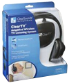 Clear TV Wireless TV Listening System